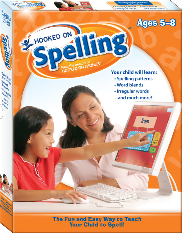 Hooked On Spelling – Hooked on Phonics