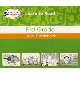 First Grade Level 1 Workbook
