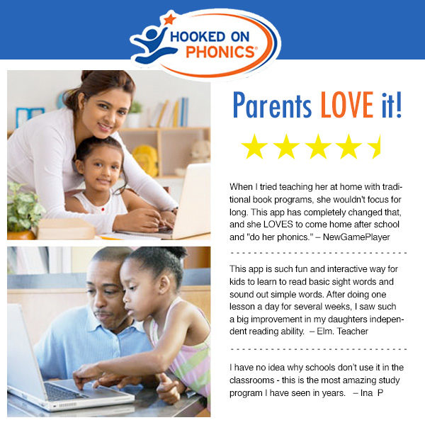 Hooked On Phonics Reviews - Too Good to be True?