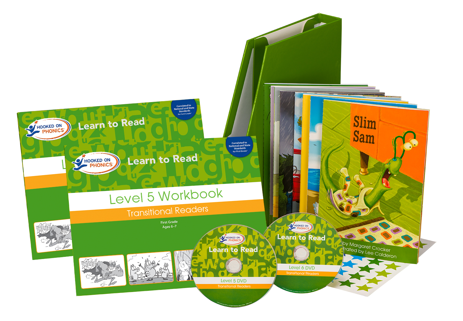 Learn to Read Kit with Bonus Fun Pack – Hooked on Phonics