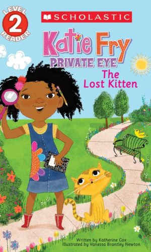 Katie Fry Private Eye the Lost Kitten