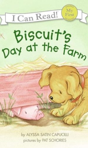Biscuits Day at the Farm