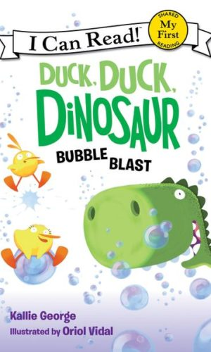 Duck Duck Dinosaur Bubble Blast